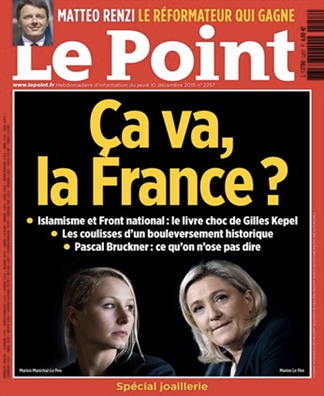 ça va la france le point