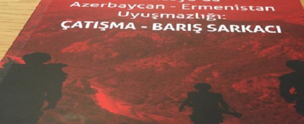 """UPA YAZARI DR. SİNA KISACIK'TAN YENİ BİR KİTAP: """"ÇATIŞMA-BARIŞ SARKACI"""""""