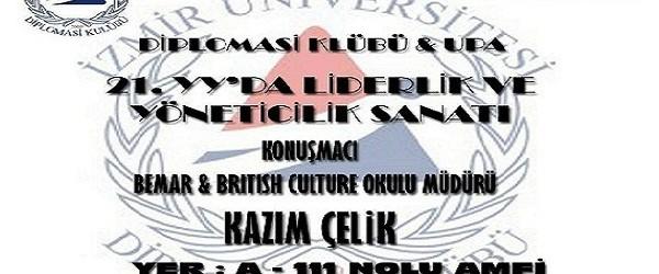 ULUSLARARASI POLİTİKA AKADEMİSİ KARİYER GÜNLERİ BAŞLIYOR