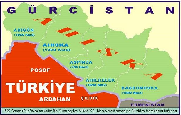 Gürcistan'dan Ahıska Türklerinin Vatandaşlık ile ilgili görsel sonucu