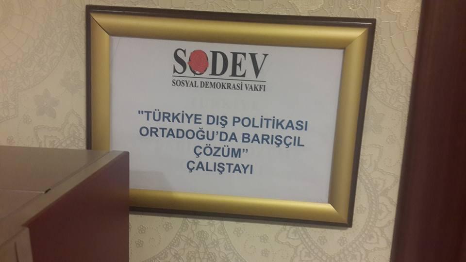 Turkiye Dis Politikasi