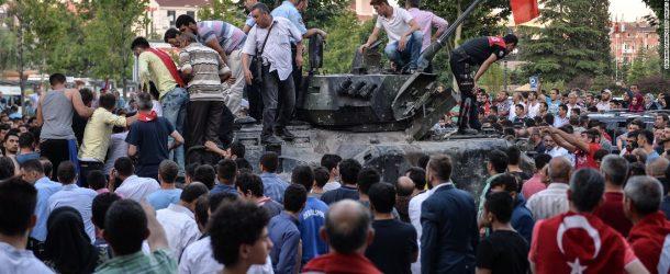 Turkey's wobbly democracy suffers yet another heavy blow