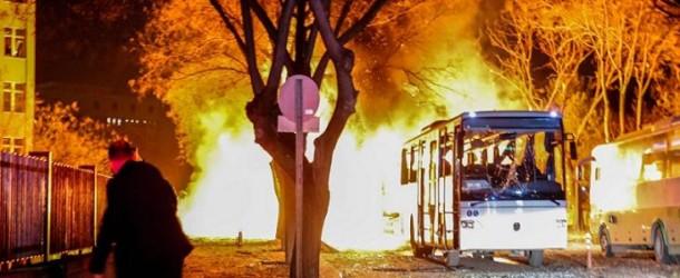 ANKARA'DA BOMBALI SALDIRI: 28 KİŞİ HAYATINI KAYBETTİ