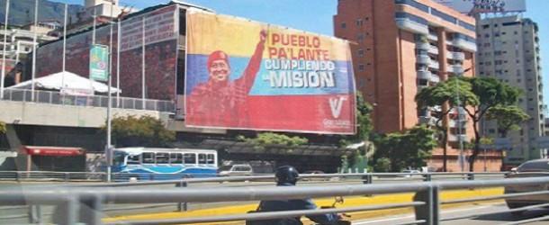 VENEZUELA'DA SOSYALİZM SÜRECİNE DAİR ÇEKİNCELER