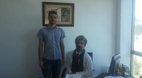 PROF. DR. ULVİ KESER'LE KIBRIS GÜNDEMİ MÜLAKATI