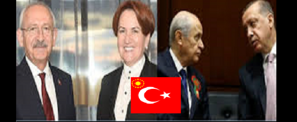 2019 SERA L'ANNEE DES ELECTIONS EN TURQUIE