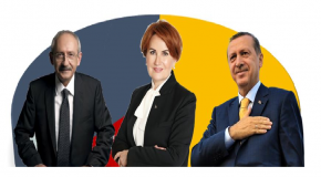 EARLY COMMENTS FOR TURKEY'S 2019 PRESIDENTIAL ELECTION