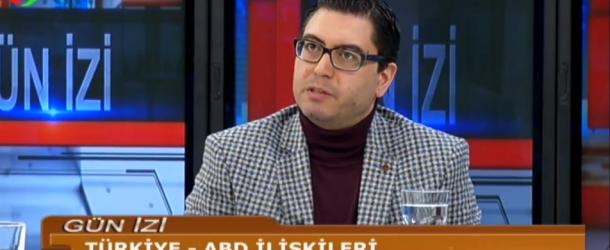 DR. OZAN ÖRMECİ'DEN YENİ SUNUM: TÜRK-AMERİKAN İLİŞKİLERİ