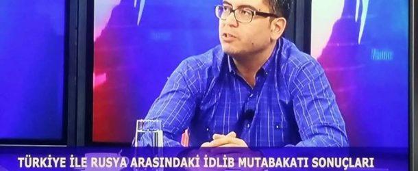 DOÇ. DR. OZAN ÖRMECİ KRT'DE TÜRK DIŞ POLİTİKASI GÜNDEMİNİ EBRU BİRÇAK'A YORUMLADI