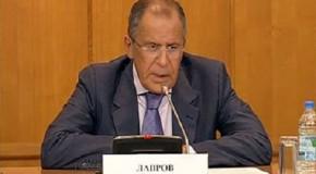 LAVROV: RUSYA TÜM ULUSLARARASI OYUNCULARI GEÇMİŞİN HATALARINI TEKRAR ETMEMEYE ÇAĞIRIYOR