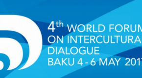 THE FOURTH WORLD FORUM ON INTERCULTURAL DIALOGUE