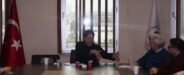 DR. MURAT YURTBİLİR'İN 'AVUSTRALYA DIŞ POLİTİKASI'NDA BÖLGESEL VE KÜRESEL SORUNLAR' KONULU KONFERANSI