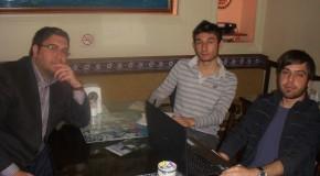 ULUSLARARASI POLİTİKA AKADEMİSİ GENEL KOORDİNATÖRÜ  DR. OZAN ÖRMECİ İLE RÖPORTAJ
