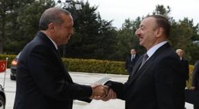 ERDOĞAN'IN AZERBAYCAN GEZİSİ