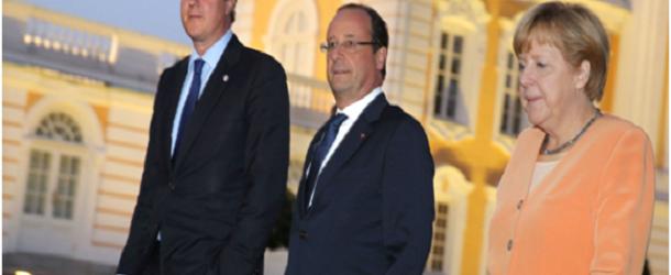 İNGİLTERE, FRANSA VE ALMANYA GÖLGESİNDE AVRUPA BİRLİĞİ ÜLKELERİNİN BİRBİRLERİ İLE OLAN İLİŞKİLERİ – 1