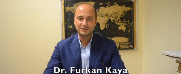 UPA YAZARI DR. FURKAN KAYA'NIN YOUTUBE KANALINDA HAFTALIK YORUM PROGRAMI BAŞLADI