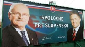 SLOVAKYA'DA CUMHURBAŞKANLIĞI SEÇİMLERİNE DOĞRU