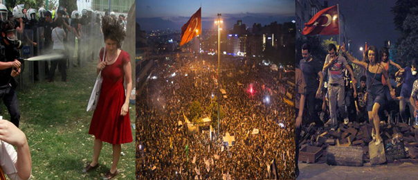 GEZİ PARKI PROTESTOLARI