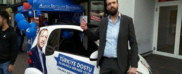 ALMAN AD-D PARTİSİ YÖNETİCİSİ UĞUR KARADAĞ İLE RÖPORTAJ