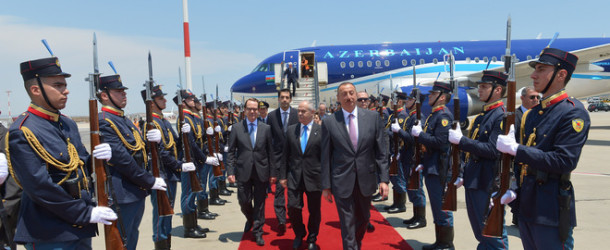 AZERBAIJAN-GREECE: TWO ASPECTS OF THE STRATEGIC RELATIONSHIP