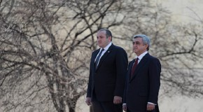 GEORGIA-ARMENIA RELATIONS: RISKS ARE GROWING