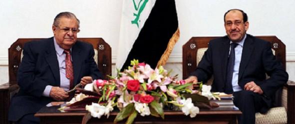 IRAK'TA YÖNETİM DEĞİŞİKLİĞİ