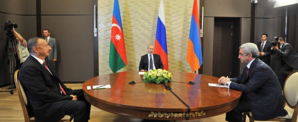 FROM NAGORNO KARABAKH TO SOCHI: CONFLICT RESOLUTION AND GEOPOLITICAL INTERESTS