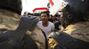IRAK'TA YAŞANAN SOKAK OLAYLARI NE ANLAMA GELİYOR?!