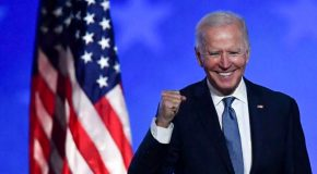 A NEW ERA WITH JOE BIDEN
