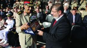 MISIR'DA SİVİL-ASKER İTTİFAKI MI?