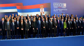 ARMENIA IS NOT PREPARED FOR CONSTRUCTIVE DIALOGUE OR AFTERWORD TO OSCE SUMMIT