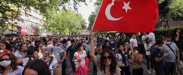 """PODEMOS"" AND 15-M: SOME REFLECTIONS ON TURKEY'S GEZI PARK PROTESTS"