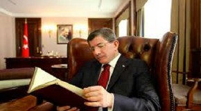 TURKEY'S NEW PM WILL BE PROFESSOR AHMET DAVUTOĞLU