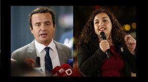KOSOVA'DA İKTİDARIN EŞİĞİNDE BİR LİDER ALBIN KURTI VE BİR HAREKET VETEVENDOSJE!