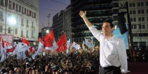 alexis tsipras - syriza