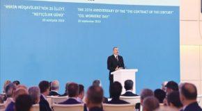 AZERBAYCAN PETROL POLİTİKASI: ASRIN ANLAŞMASI – BAŞARILI YOLUN BAŞLANGICI