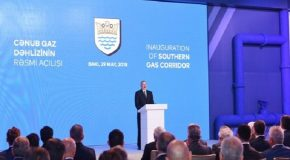"ILHAM ALIYEV: ""WE ARE CREATING NEW ENERGY MAP OF EUROPE"""