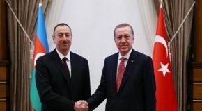 AZERBAYCAN CUMHURBAŞKANI'NIN TÜRKİYE'YE KARDEŞLİK GEZİSİ