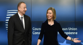 EUROPEAN PARLIAMENT'S ANNUAL REPORT: AZERBAIJAN STRENGTHENING ITS STANDING