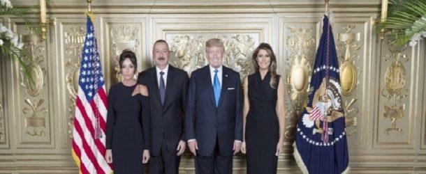 ABD BAŞKANI DONALD TRUMP'IN MEKTUBUNDA AZERBAYCAN'LA İŞBİRLİĞİNİN ÜÇ PRENSİBİ