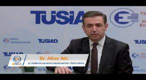 DR. ALTAY ATLI MÜLAKATI