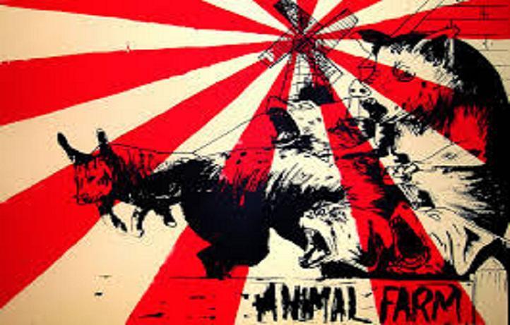Uluslararasi Politika Akademisi Upa George Orwell S Animal