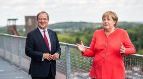 CDU'NUN YENİ LİDERİ ARMIN LASCHET