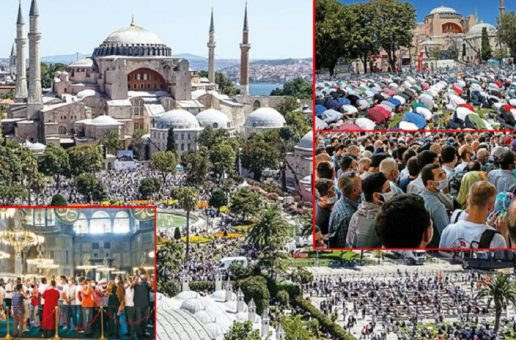 CALIPHATE DISCUSSIONS IN TURKEY