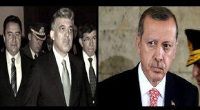 DEUX NOUVEAUX PARTIS POLITIQUES EN TURQUIE?
