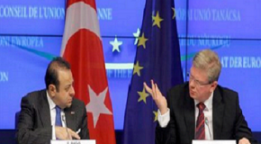 'SINK OR SWIM': TIME FOR A TWO-WAY RE-ENGAGEMENT BETWEEN TURKEY AND THE EU