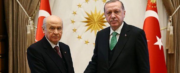 LES DEVELOPPEMENTS POLITIQUES ACTUELLES EN TURQUIE : LA STABILITE FORCEE D'ERDOĞAN ET BAHÇELİ