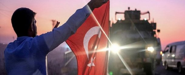SOME THOUGHTS ON TURKEY'S MILITARY OPERATION TOWARDS SYRIA