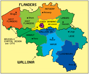 belçika flanders