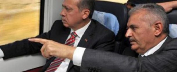BINALI YILDIRIM WILL BECOME TURKEY'S NEW PRIME MINISTER